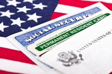 U.S. Green Cards